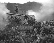 M20 75 mm recoilless rifle korean war