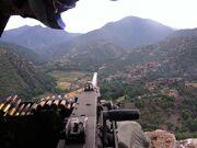 Firebase Phoenix overlooking the Korengal Valley