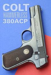 Hammerless380