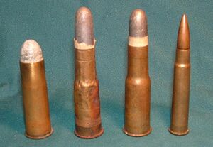 Snider-Martini-Enfield Cartridges