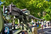 M2 Browning Machine Gun of Portuguese Army