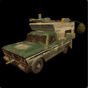 Beezwax Vehicle- Arcade