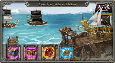 Viking Hunter Event