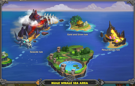 Grand Voyage Event Map 3