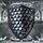 Legendary Black Scale Shield