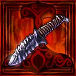 Elite Obsidian Dagger