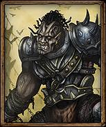 Orc bloodchief avatar