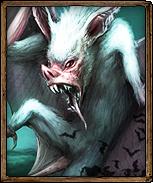 Giant bat avatar