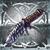 Legendary Obsidian Dagger