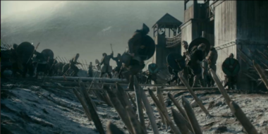 Kattegat battle