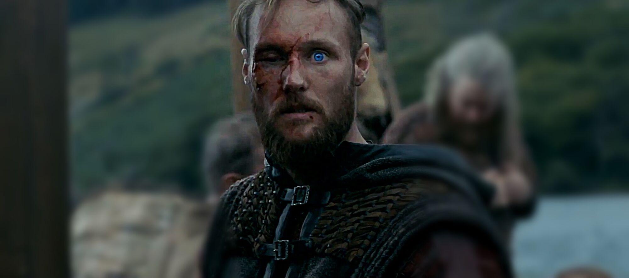 Ubbe Vikings Schauspieler