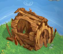 Fishing hut 0