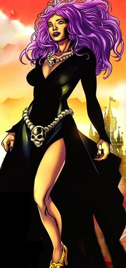 Morgan le Fay (Marvel)