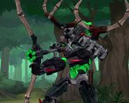 BJTO-Umarak wields Bone Hunter Bow