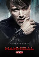 Hannibal season 3 poster 10