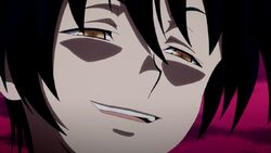 Diodora's dark grin
