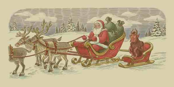 the legend of santa clause The legend of santa claus reading-comprehension test with questions and a multiple-choice exercisekey is included.