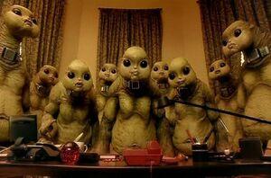 The Slitheen Family