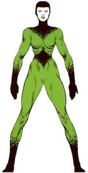 Voletta Todd (Earth-616)