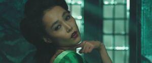 Mizuki looking