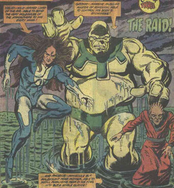 Maelstrom's Minions (Earth-616)