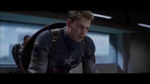 Captain's Orders Captain America The Winter Soldier