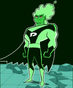 S02M02 Dark Danny shows up
