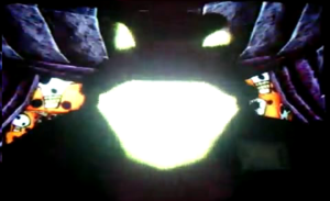 Shadow Oogie Boogie of The Nightmare Before Christmas Oogie's Revenge Boses