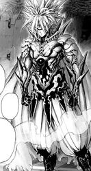 One-Punch Man Lord Boros manga 33