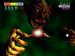 Star Fox vs Andross
