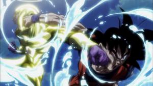 Frieza-Goku Draw