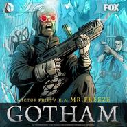 Mr Freeze Gotham Promo