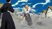 Ep338 Hichigo confronts Reigai