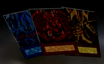 Demon God cards