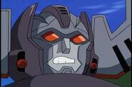 Megatron's Predicament.