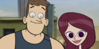 Robot Chris & Robot Elise