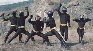 The Shadow Rangers