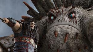 Drago and his Bewilderbeast