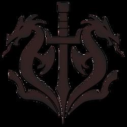 The Black Dragon Clan Insignia