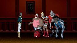 Chronos & the Jokerz Gang