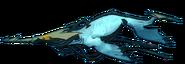 Saw fish concept art