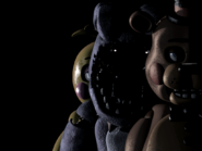 FNAF2MainMenuFacelessBonnie