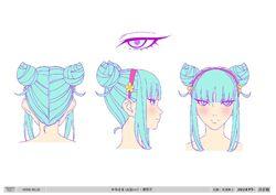 Girl character design 4