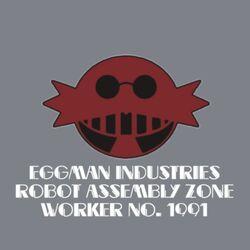 Eggman Industries Logotype