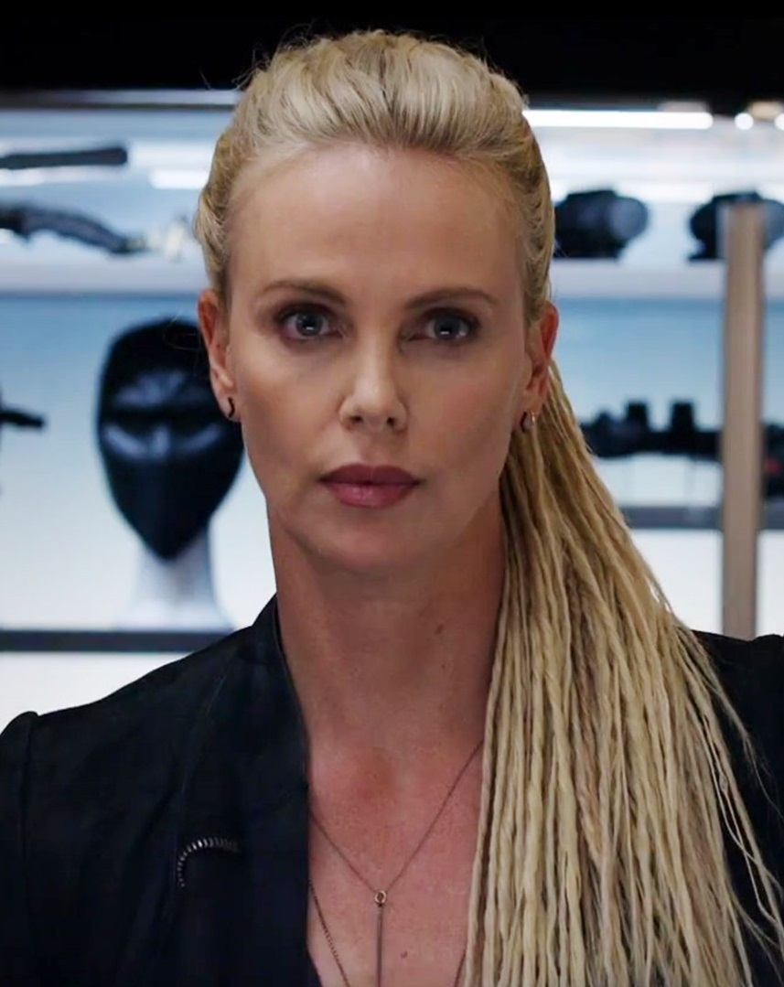 image fast furious 8 charlize theron cipher 2017 wallpaper villains wiki. Black Bedroom Furniture Sets. Home Design Ideas