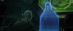 Sidious with Dooku