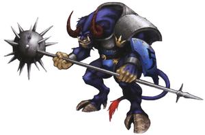 Minotaur (Final Fantasy)