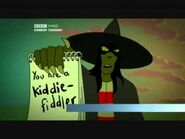 You are a kiddie-fiddler!