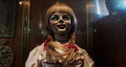 Annabelle doll the conjuring