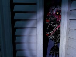 Nightmare Mangle Closet 2